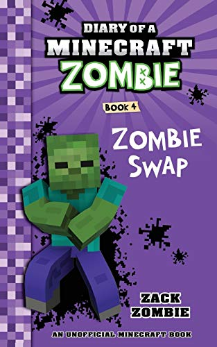 9780986444166: Diary of a Minecraft Zombie Book 4: Zombie Swap