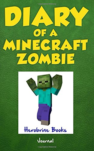 9780986444173: Diary of a Minecraft Zombie Writing Journal