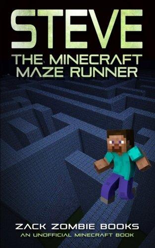 9780986444197: Steve, The Minecraft Maze Runner