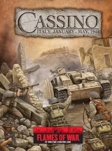 Cassino, Italy: January - May 1944 (Flames of War): Haught, Mike