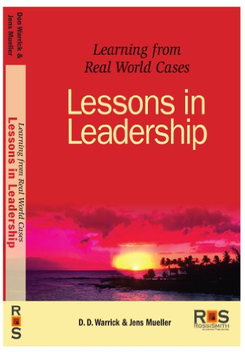 9780986459733: Lessons in Leadership