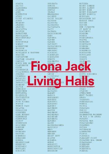 9780986462818: Living Halls