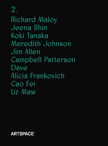 Volume 2 (0986462888) by Richard Maloy; Jeena Shin; Koki Tanaka; Meredith Johnson; Jim Allen; Campbell Patterson; Dave; Alicia Frankovich; Cao Fei; Liz Maw
