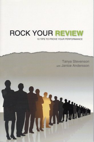 9780986554209: Rock Your Review: 10 Tips to Prove Your Performance