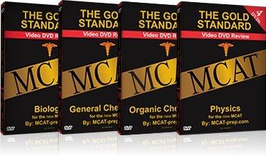 9780986591846: The Gold Standard MCAT Prep on 16 DVDs