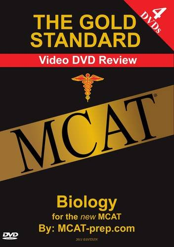 9780986591877: The Gold Standard Video MCAT & GAMSAT Science Review on 4 DVDs: Biology