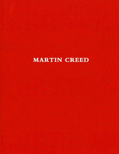 9780986596131: Martin Creed