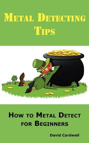 Metal Detecting Tips: How to Metal Detect: David Cardwell