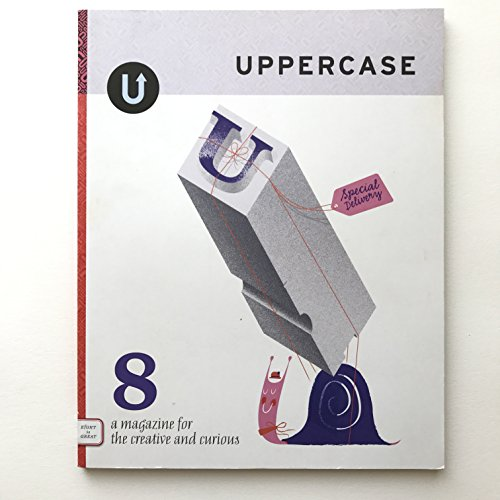 9780986650246: Uppercase Magazine 8
