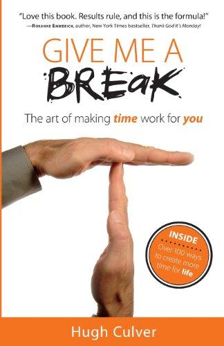 Give Me a Break: the art of: Hugh D. Culver