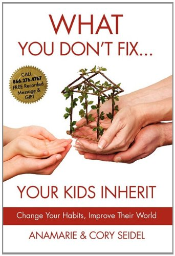 9780986776236: WHAT YOU DON'T FIX... YOUR KIDS INHERIT