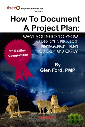 9780986788543: How to Document a Project Plan: What You Need to Know to Design a Project Management Plan Quickly and Easily