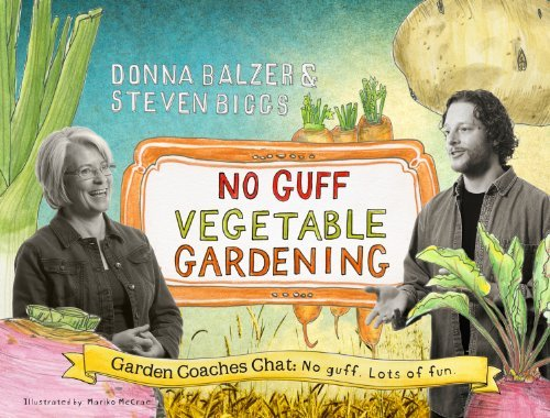 NO GUFF VEGETABLE GARDENING Garden Coaches Chat: No Guff. Lots of Fun.