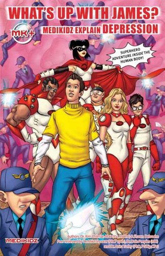 9780986861123: What's Up with James? Medikidz Explain Depression