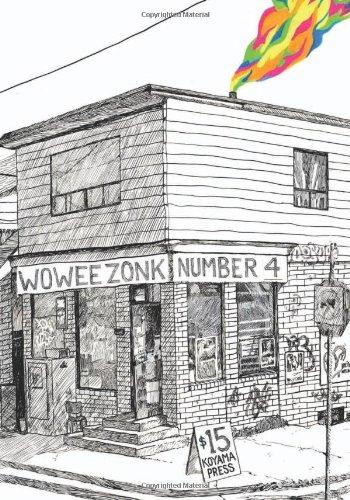 9780986873997: Wowee Zonk 4