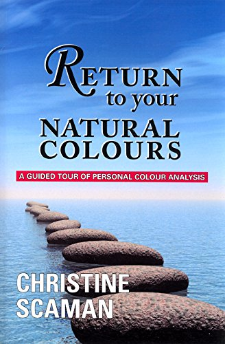 9780986889707: Return to Your Natural Colours a Guided Toru of Personal Colour Analysis