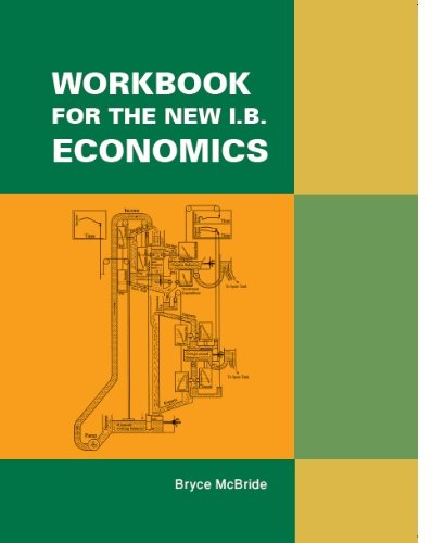 9780986894404: Workbook for the New I.B. Economics