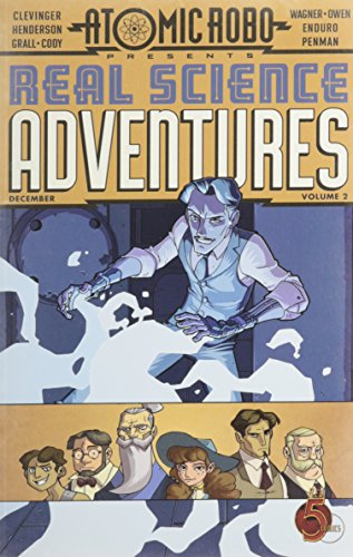 ATOMIC ROBO REAL SCIENCE ADVENTURES V 2