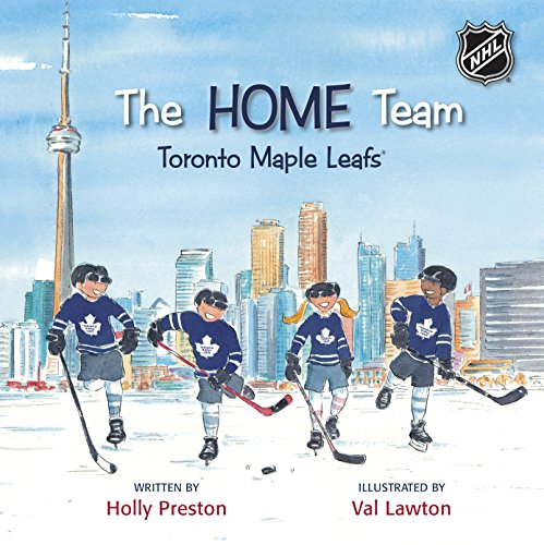 The Home Team Toronto Maple Leafs: Holly Preston