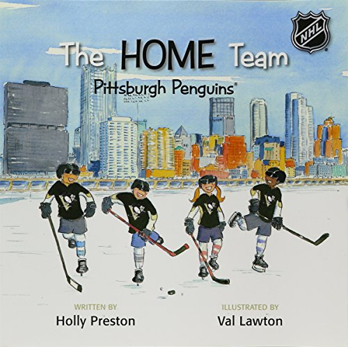 9780986924453: The Home Team Pittsburgh Penguins