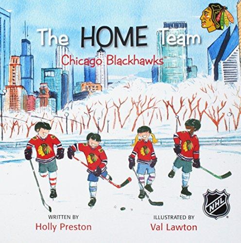 9780986924460: The Home Team Chicago Blackhawks