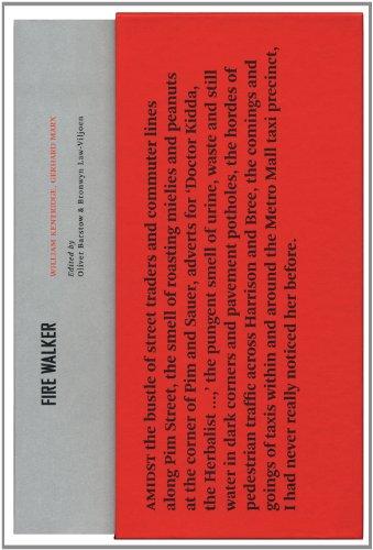 William Kentridge & Gerhard Marx: Fire Walker: Dodd, Alexandra