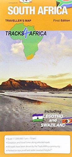 9780986987670: Südafrika / Lesotho / Swaziland 1 : 1 000 000