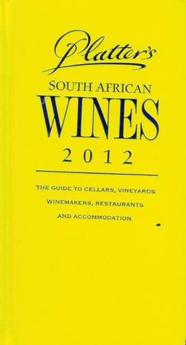 Platter's South African Wines Guide 2012