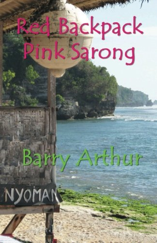 Red Backpack Pink Sarong: Barry Arthur