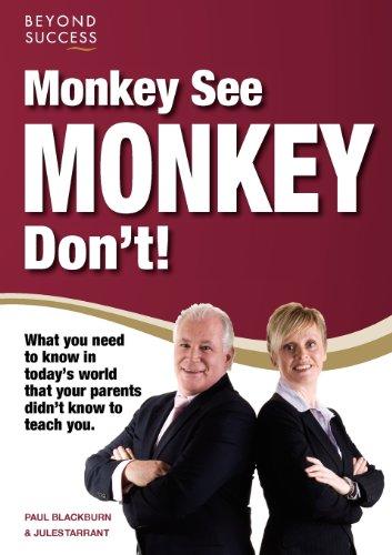 Monkey See, Monkey Don't!: Blackburn, Paul; Tarrant, Jules