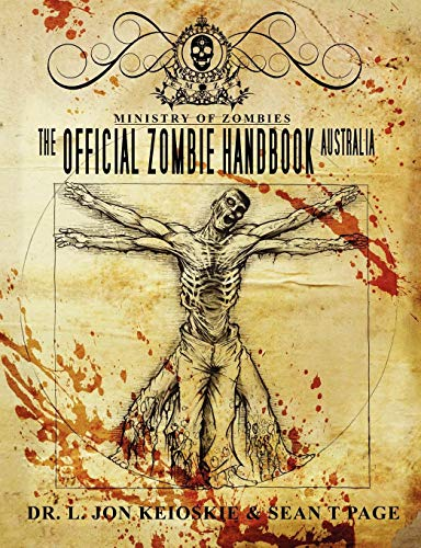 The Official Zombie Handbook-Australia: Keioskie, Dr L. Jon, Page, Sean