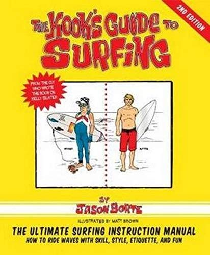 KOOK's Guide to Surfing (Paperback): Jason Borte