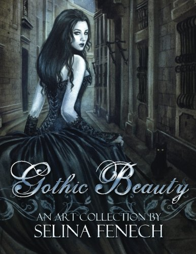 9780987151155: Gothic Beauty: An Art Collection by Selina Fenech: Volume 1