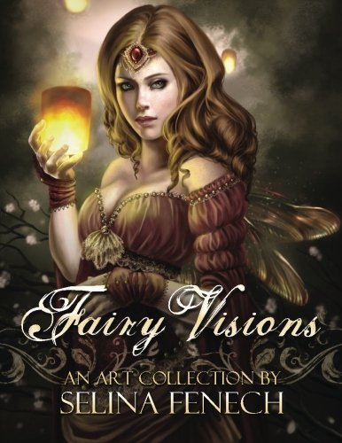 9780987151162: Fairy Visions: An Art Collection by Selina Fenech