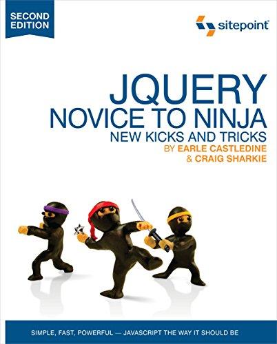 9780987153012: jQuery: Novice to Ninja