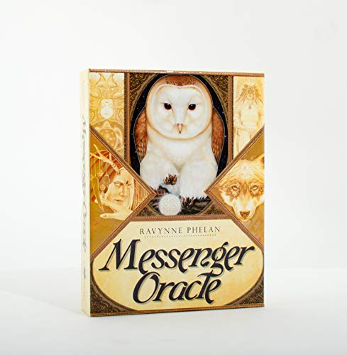 9780987204110: MESSENGER ORACLE (50 cards & guidebook, boxed)