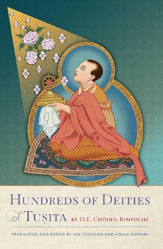 9780987209443: Hundreds of Deities of Tusita