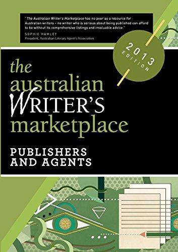 9780987251459: The Australian Writer's Marketplace: Publishers & Agents
