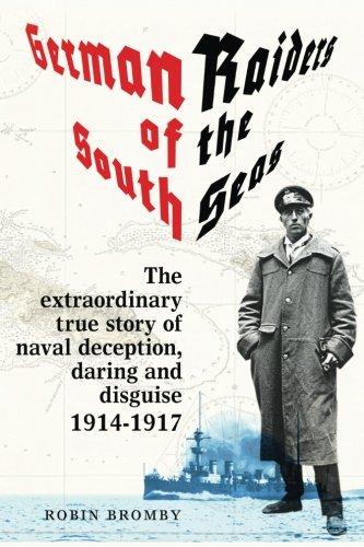 9780987403810: German Raiders of the South Seas