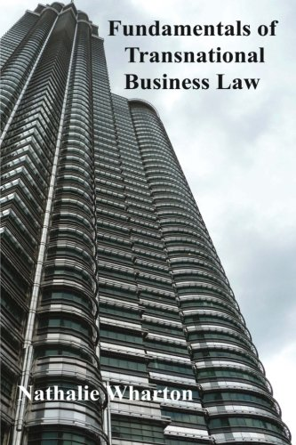 9780987415608: Fundamentals of Transnational Business Law (Volume 1)