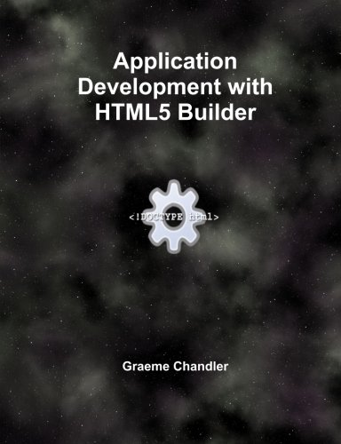 9780987421036: Application Development with Html5 Builder