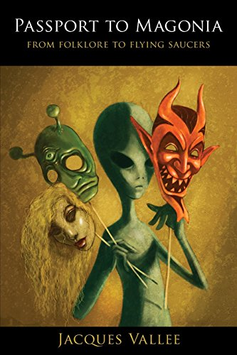 9780987422484: Passport to Magonia: From Folklore to Flying Saucers