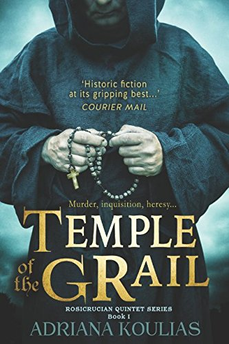 9780987462060: Temple of the Grail (Rosicrucian Quintet Series)
