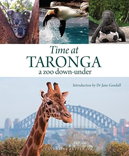 Time at Taronga (Hardcover): Catharine Retter