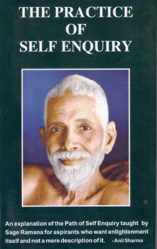 9780987513618: The Practice Of Self Enquiry