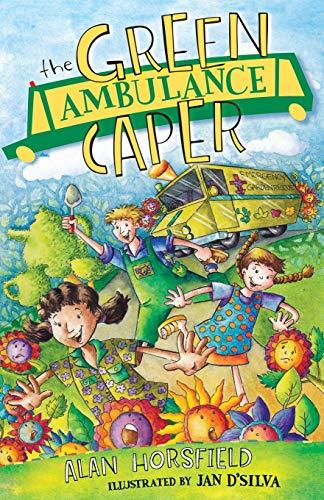 Green Ambulance Caper (Paperback): Alan Horsfield