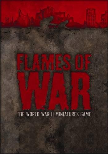 9780987660916: Flames of War Rule Book