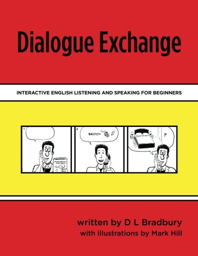 9780987678300: Dialogue Exchange: Interactive English Listening and Speaking for Beginners