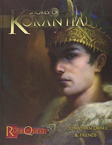 9780987725936: Shores of Korantia (RuneQuest, TDM300)