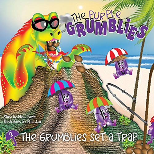 9780987801920: The Grumblies Set a Trap